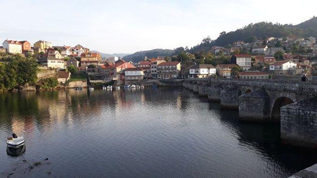 Festői tájak a Portugál Caminón