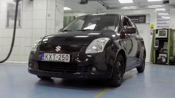 MűhelyPRN 8.: Suzuki Swift 1,3 – 2007.