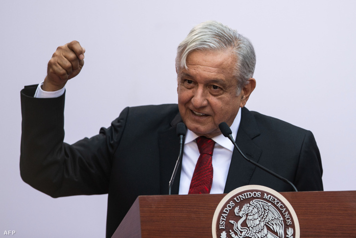 Obrador elnök