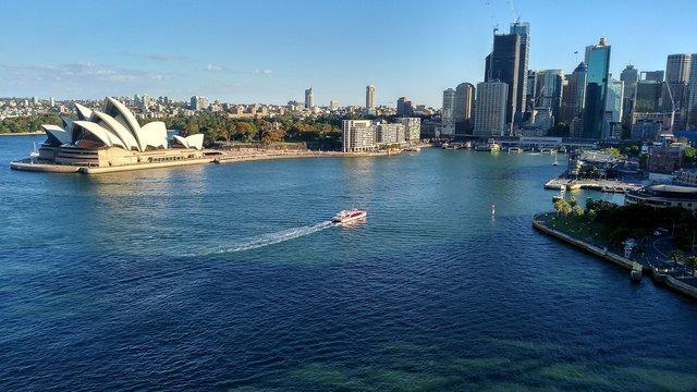 Work and Holiday vízummal Ausztráliában