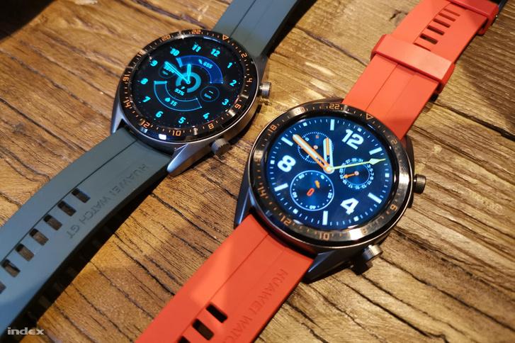 Ilyen lesz az új Huawei óra, amit ingyen meg lehet kapni a telefon mellé.
