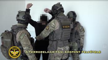 A görög titkosszolgálat ügynökének vallotta magát a Budapesten elfogott IS-terrorista