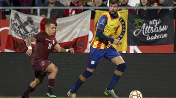 Katalónia olyan gólokat lő, mint a Barca