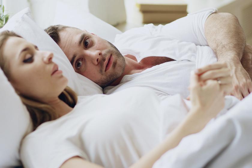 A szeretet megvan, de a szexuális élet romokban hever - Miért lesz kevés vagy unalmas a szex a tartós kapcsolatban?
