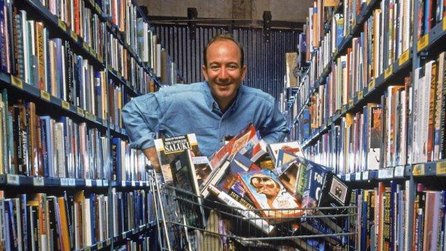 Jeff Bezos kedvenc könyvei