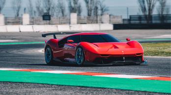 Telitalálat az új Ferrari, mégsem készül több