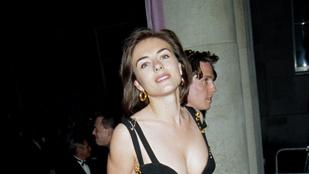 Elizabeth Hurley alakja semmit sem változott 1994 óta