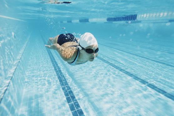 fogyni a medence partija előtt