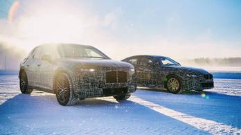 Megmutatták a BMW új villanyautóit