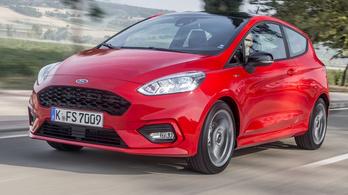 Turbós hibrideket ígér a Ford