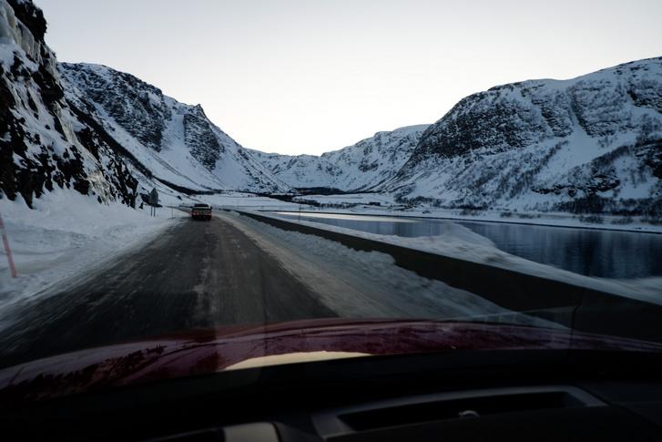 Minden fjord megkerülése raliélmény