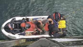 150 km-es hajsza a tengeren: jetskivel lépett meg egy bűnöző Ausztráliából
