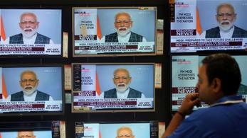 India lelőtt egy műholdat