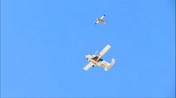 Eldobható drónokat vezet be az USA hadserege