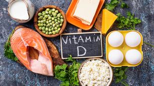 Erre ártalmas a túl sok D-vitamin