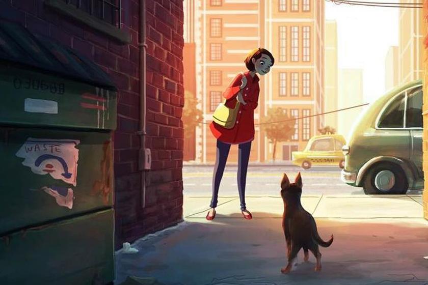 Amikor meglátsz egy elhagyatott, éhes, cuki kiskutyát az utcán, és arra gondolsz, mennyivel jobb körülményeket tudnál neki teremteni. A kutyus pedig egész élete során hűséges lesz hozzád.