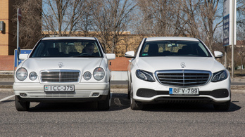 Teszt: Mercedes E200 4Matic Limited Edition - 2019.