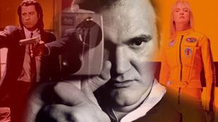 Születésnapi Tarantino-kvíz, ahol kiderül, mekkora fan vagy!