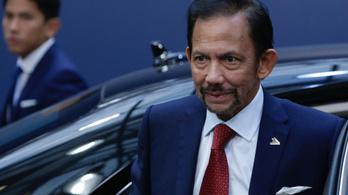 Halálra kövezéssel büntethetik az azonos neműek közötti szexet Bruneiben