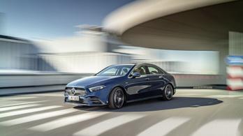 Új AMG modell a Mercedestől
