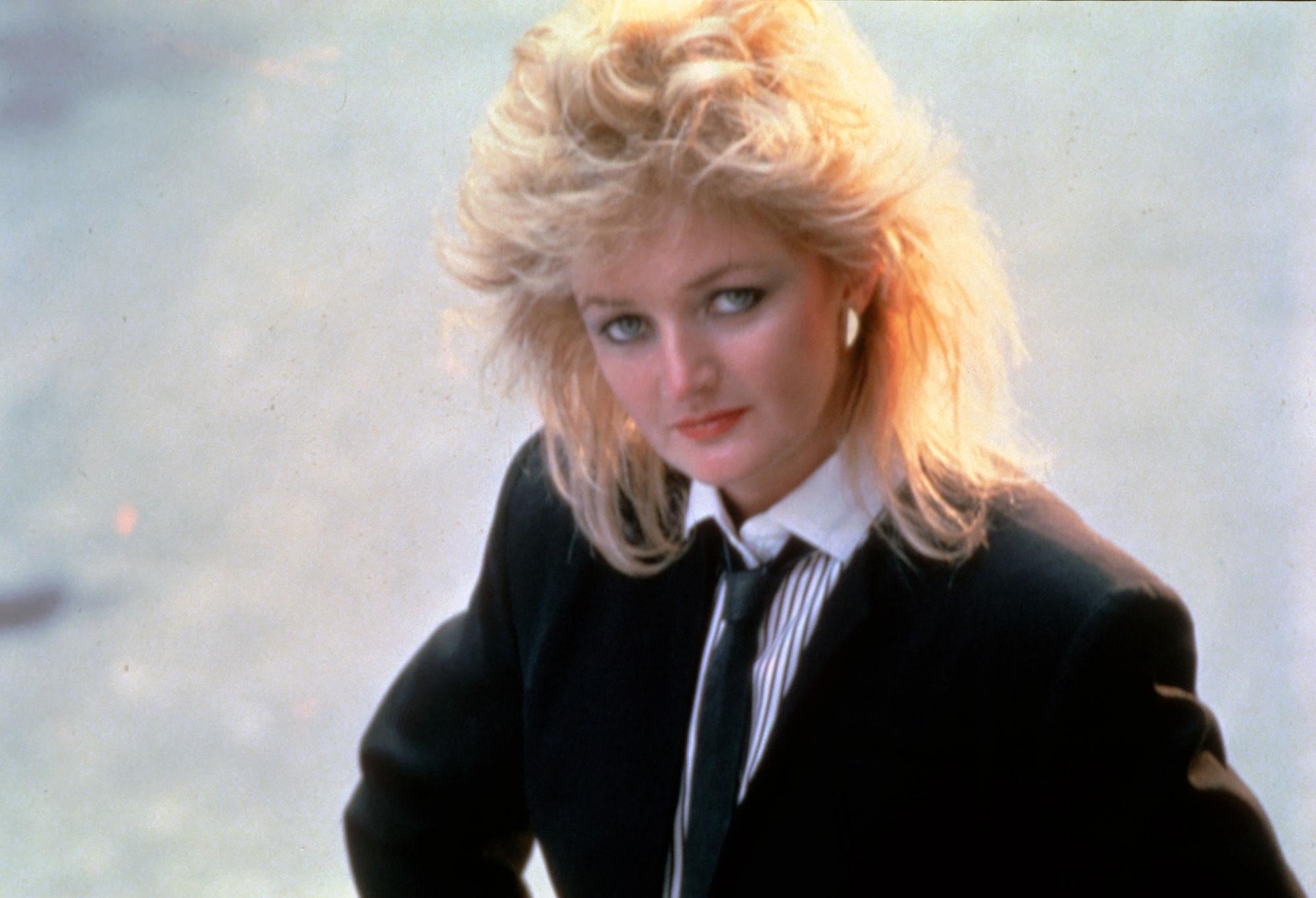 Sokan így emlékeznek rá: Bonnie Tyler sikerei csúcsán, a '80-as években.