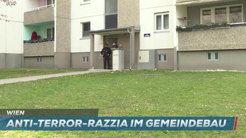 Két terrorcselekménnyel is gyanúsítják a Bécsben elfogott iraki férfit
