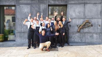 Két új Michelin-csillagos étterme van Budapestnek