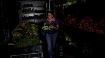 Venezuelai válság: az áramkimaradás miatt munkaszüneti nap lett a csütörtök
