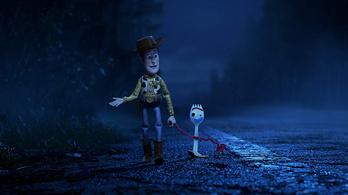 Akciódús előzetest kapott a Toy Story 4