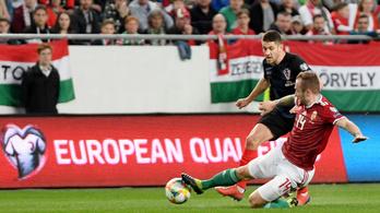 Magyar futballisták a hét Eb-csapataiban