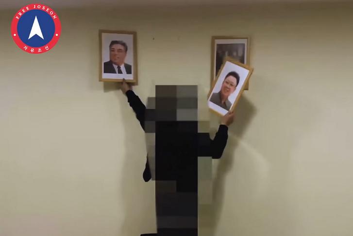 Pillanatkép a Szárnyas Ló Polgári Védelmi Csoport videójából