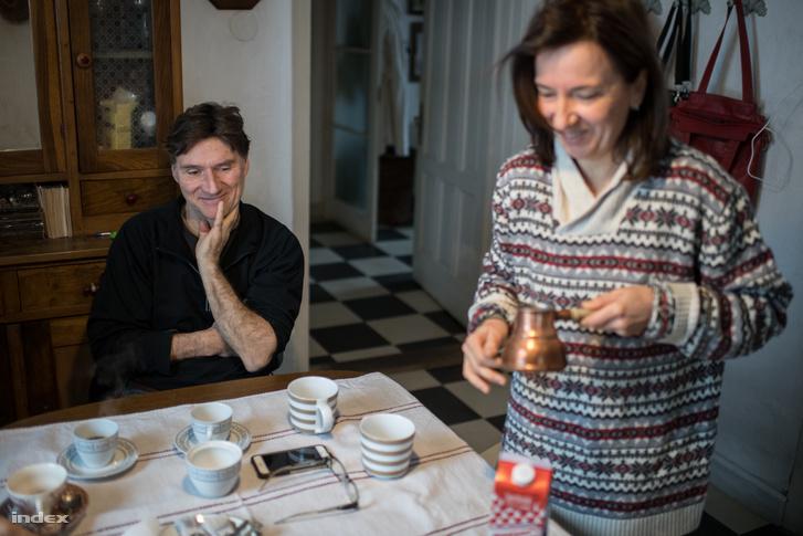 Balog Anita és Árvay László