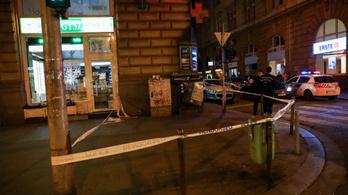 Egy család verekedett össze szerda este Terézvárosban