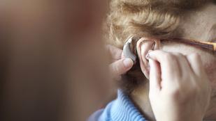 A halláscsökkenés idővel sötét világot teremt