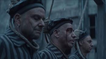 Botrányt okozott a Rammstein holokausztra utaló klipje