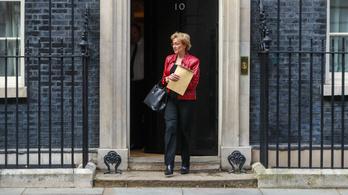 Brexit: átment a házelnökön Theresa May szavazási terve