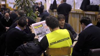 Új ajánlattal állt elő a BKV, szünetel a sztrájk szervezése