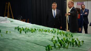 Orbán ügyvédje meglátogatta a Hunyadi-film előkészületeit
