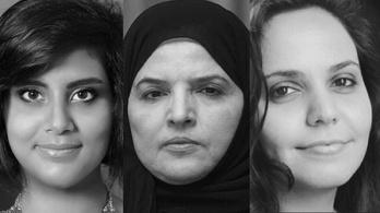 Nőjogi aktivistákat engedhettek el Szaúd-Arábiában
