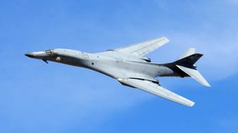 Az amerikai légierő visszahívta átvizsgálásra az összes B-1 bombázóját