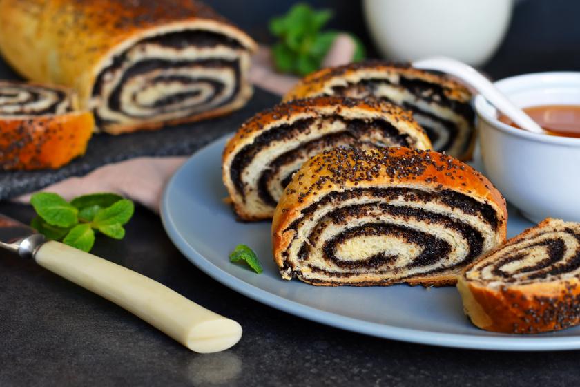 Pihe-puha mákos kalács régi családi recept szerint: ezekre figyelj a tésztánál