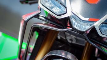 Jövőre jön az Aprilia RS 660