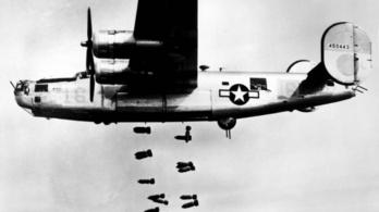 Amerika egyszer bolondok napján bombázni kezdte Svájcot