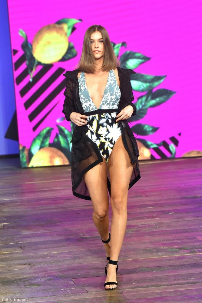Március 28-án csütörtökön Palvin Barbara volt Mexikóvárosban a Liverpool Fashion Fest nevű esemény díszvendége.