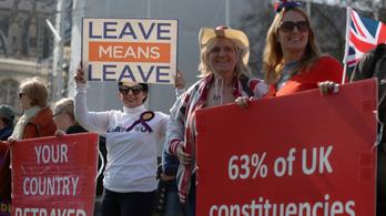 Brexit: May harmadszor is nekifut a szavazásnak