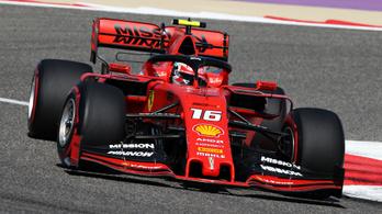 Feltámadóban a Ferrari Bahreinben