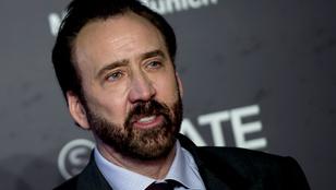 Nicolas Cage szombaton elvett egy nőt Vegasban, már kérte is az érvénytelenítést