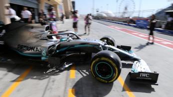 F1: alakul a négyrészes időmérő