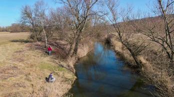 A folyónk, ami egyszer csak irányt váltott