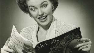 Tökéletes háziasszonyok és anyák: mitől női egy női magazin?